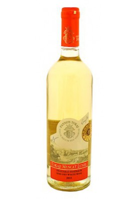 HUN Вино Tokaji Muscat Lunel белое/полусухое 12% 0,75л 1/6 D&P
