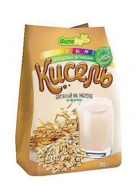 Кисель овсяный на молоке 200г 1/15 Fitodar