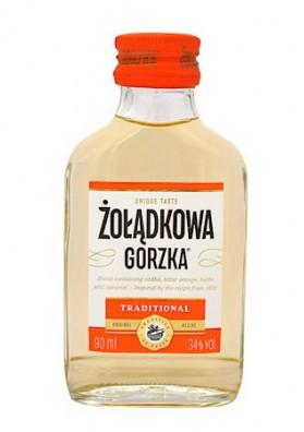 PL Водка Zoladkowa gorzka Классик 34% 0,09 л 1/24