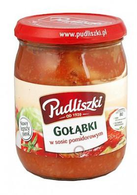 PL Голубцы в томатн.соусе 500г 1/8 Pudliszki