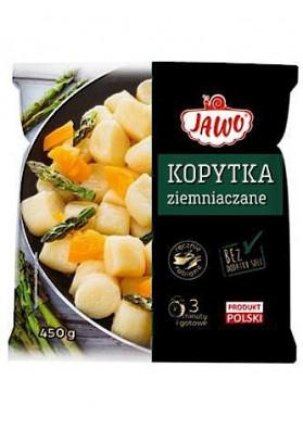 PL Клёцки картофельные 450г 1/10 Jawo замор.