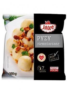 PL Клёцки картофельные Пыжи 450г 1/10 Jawo замор.