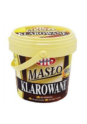 PL Масло сливочное топленое 500г 1/6 Mlekovita