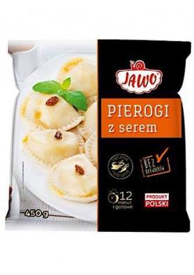 PL Пироги с творогом 450г 1/10 Jawo замор.