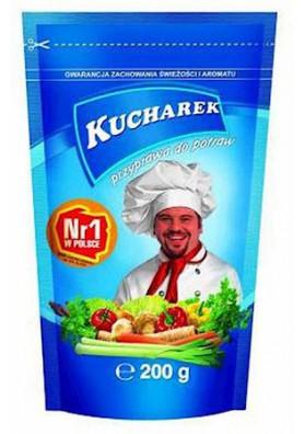 PL Приправа Kucharek 200г 1/20