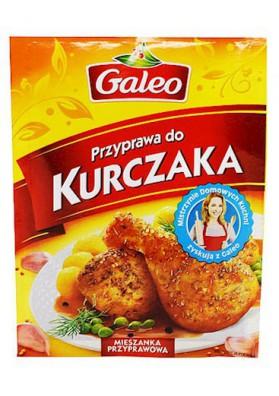 PL Приправа для курицы 25г 1/30 Galeo
