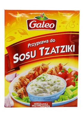 PL Приправа для соуса Tzatziki 20г 1/30 Galeo