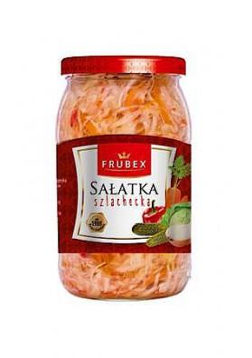PL Салат овощной Szlachecka 900мг/860г 1/8 Frubex
