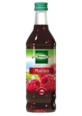PL Сироп малиновый 420мл 1/8 Herbapol