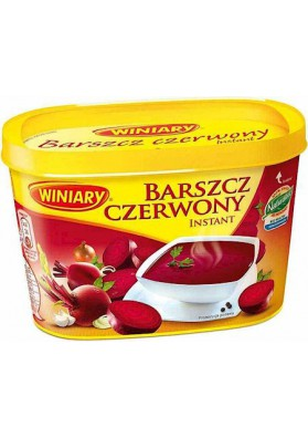 PL Суп Борщ красный 170г 1/10 Winiary