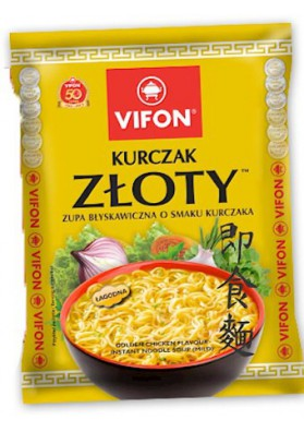 PL Суп куриный Zloty 70г 1/24 VIFON