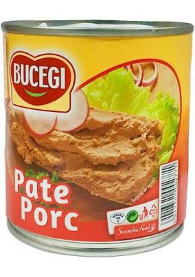 RO Bucegi Паштет из свиной печени 300г 1/6