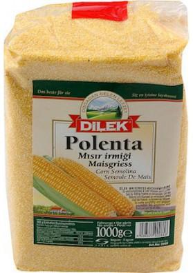 TR Полента крупа кукуруз.1кг 1/10 Dilek