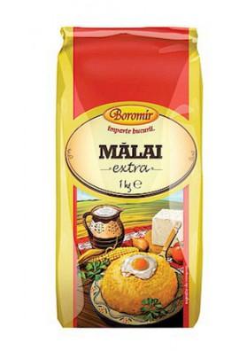 RO Мука кукурузная Malai Extra 1kg 1/10 Boromir