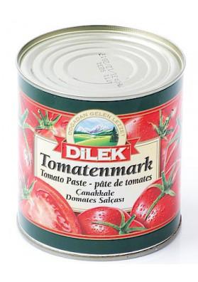 TR Томатная паста 800г 1/12 Dilek доза