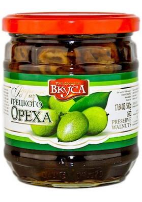 Варенье из зеленого грецкого ореха 500г 1/12 LUX