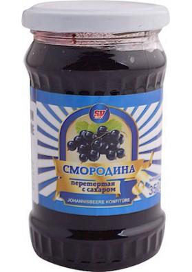 Варенье Смородина с сахаром 350g 1/10