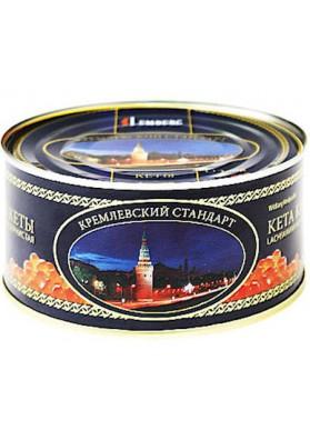 Икра лосося/Кета/Кремл.Стандарт 300г 1/18 LG