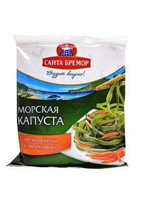 Капуста морская по-корейски с морковью 350г 1/15 SB