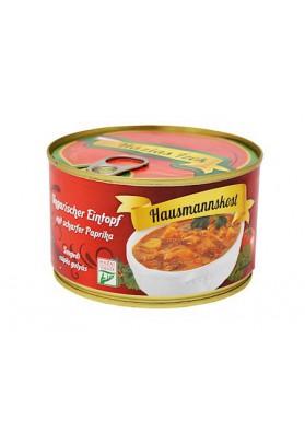 HUN Венгерский салат с паприкой острый 400г 1/6 D&P