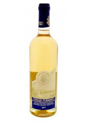 HUN Вино Tokaji Furmint белое, сладкое 13% 0,75л 1/6 D&P