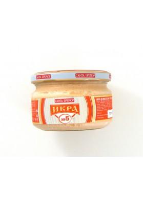 Caviar de bacalao con gambas Nª5 6x180gr SANTA BREMOR