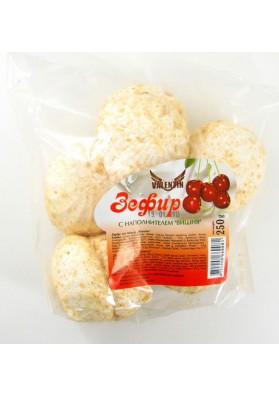 Pasta de frutas sabor guinda 10x250gr VALENTIN