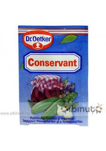 Concervant 50x7gr Dr.Oetker
