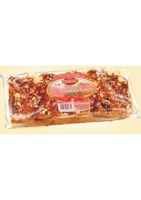 Bizcocho con mermelada de fresa  STRUKLA  9x450gr OSKROBA