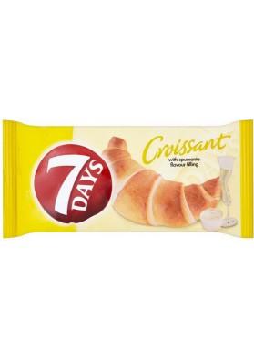 Croissants con crema de champan 65gr 7DAYS