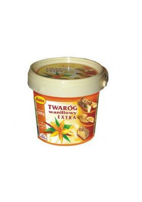 Requeson fresco sabor vanilla TWAROG 500gr JANA