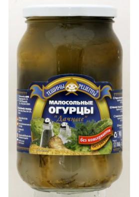Pepinos poco salados Dachnie 12x860gr TR