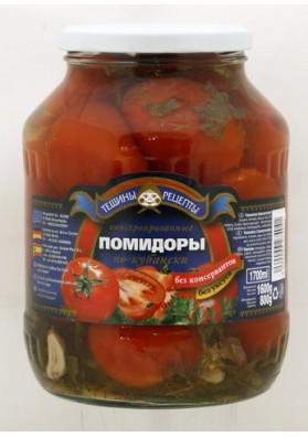 Tomates concervado PO-KUBANSKI 6x1600gr TR