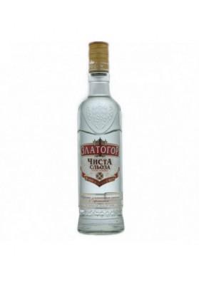 Vodka  Zlatogor La lagrima limpia 40%  20x0.5L