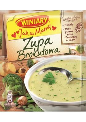 Sopa seco de brocoli 30x49gr WINIARY