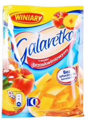 Jalea sabor melocoton 22x75gr WINIARY