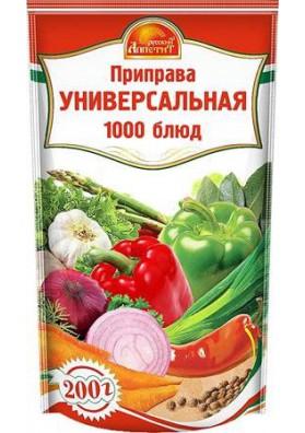 Especia universal  1000 platos 20x200gr RUSSKIY APPETIT