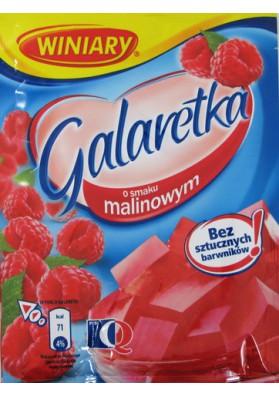 Jalea sabor frambuesa 75gr WINIARY