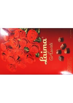 Bombones de chocolate surtido LAIMA 470gr