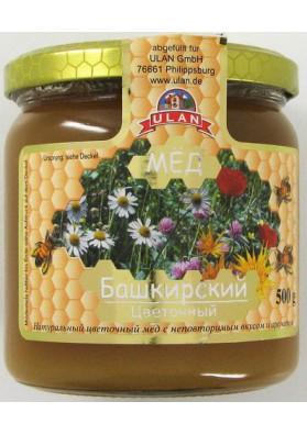 Miel natural de flores 12x500gr UL