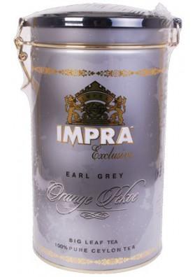 Te IMPRA EARL GREY 6x250gr Lata