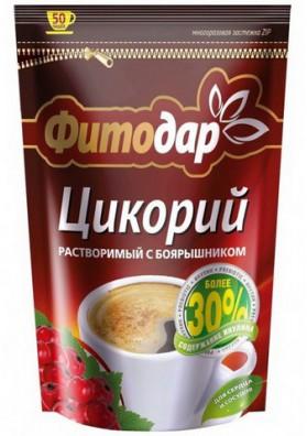 Цикорий с боярышником 100г ФИТОДАР