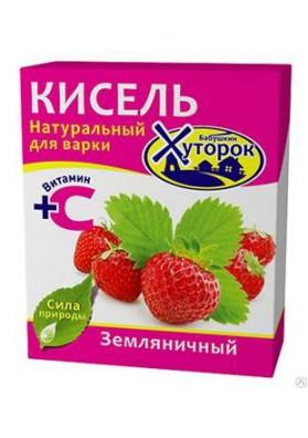 Kisel con sabor de fresa del bosque 30x180gr JUTOROK