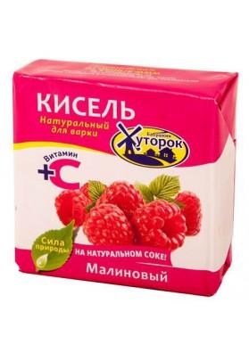 Kisel con sabor de frambuesa 30x 180gr JUTOROK