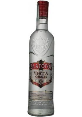 Vodka ZlatogorLA LAGRIMA LIMPIA 40%alc.12x0.7L