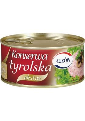 Conserva TYROLSKA EXTRA 6x300gr LUKOW