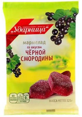 Mermelada sabor casis 12x325gr UDARNICA