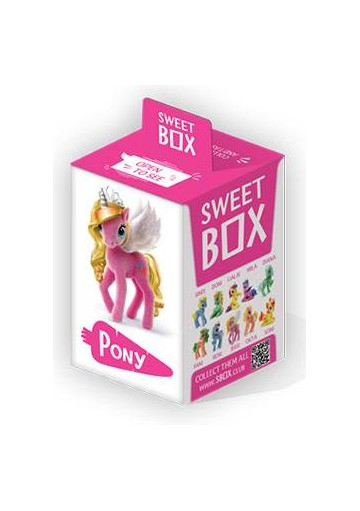 Mermelada con regalo de potro 10gr SWEET BOX