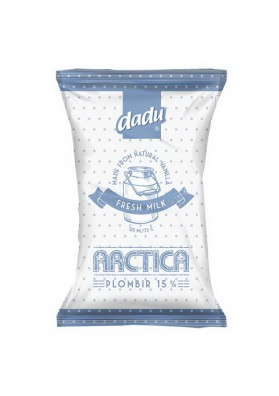 Helado de leche enteraARCTICA PLOMBIR 36x120ml DADU