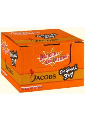 Cafe soluble JACOBS CLASSIC 3x1 24x12gr